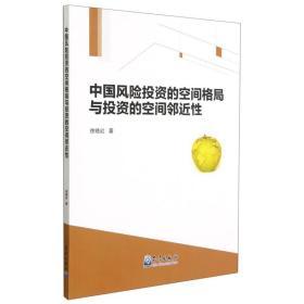 中国风险投资的空间格局与投资的空间邻近性 经济理论、法规 徐晓红