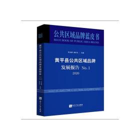 黃縣公共區域品牌發展報告 ,2020 市場營銷 李發耀  龔學文