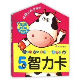 河马文化:5岁智力卡