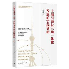 上海引领长三角一体化发展的实践创新(新思想 新实践 新作为研究丛书)