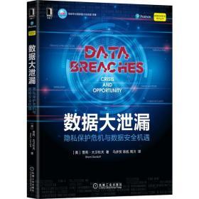 数据大泄漏:隐私保护危机与数据安全机遇