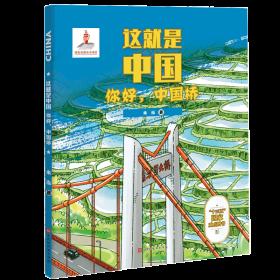 你好,中国桥 交通运输 朱泓/著