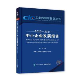 中小企业发展报告(2020―2021) 经济理论、法规 赵岩