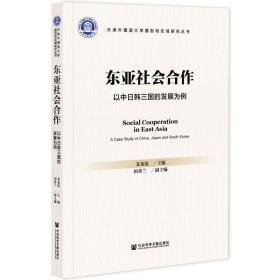 东亚社会合作:以中日韩三国的发展为例