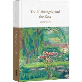 夜莺与玫瑰TheNightingaleandtheRose(全英文原版,精装珍藏本)