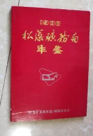 松藻矿务局年鉴(1988)