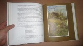 The Fairy-Tale World of Arthur Rackham 《亚瑟•拉克姆的童话世界》插画赏析 大量插画之王绝美彩图 大开本品上佳