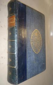 1880年 Grimm's Fairy Tales《格林童话全集》1/2小牛皮豪华限量插图初版本 增补多张Arthur Rackham绝美彩图