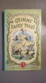 GRIMM'S FAIRY TALES 《格林童话》全插图本