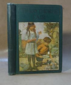 1901年 Cherrythorpe Fair 童书经典《樱桃集》布面彩绘精装插图本