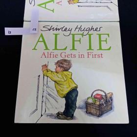 alfie:alfie gets in first
