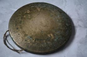 大铜锣【直径28厘米】