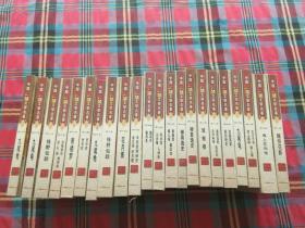 中国焚禁文学名著 (全22卷)