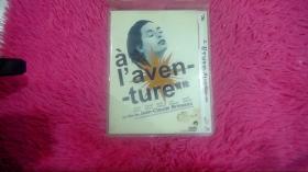 冒险 DVD