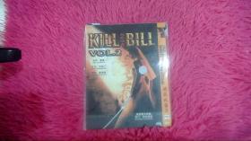 杀死比尔2 DVD
