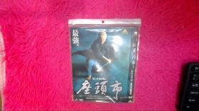 座头市 DVD 1张