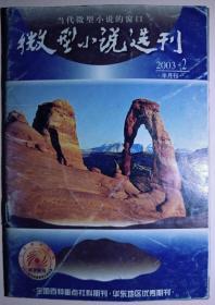 微型小说选刊2003年第2期
