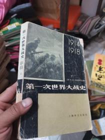 第一次世界大战史(上)