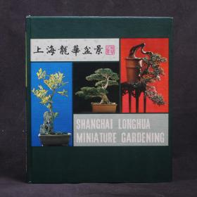 上海龍華盆景【硬精裝】(1980年版)