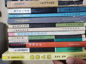 象棋布局丛书+象棋类系列图书共计12册不重复合售  书名见图