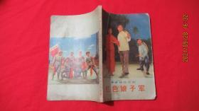 红色娘子军;革命现代京剧