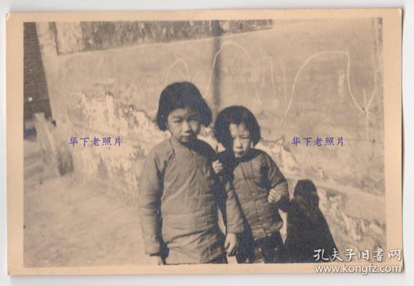 1960年代,外国摄影师拍摄的一组中国人的肖像19,照片2张