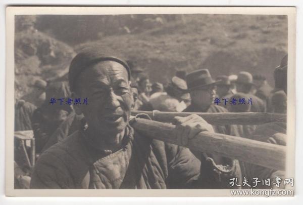 1960年代,外国摄影师拍摄的一组中国人的肖像23