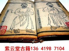 【清】中医;外科临床穴位图【医宗金鉴】(卷8)#5628