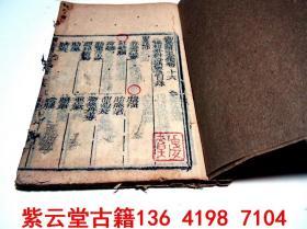 【清】中医;儿科肿瘤方剂【医宗金鉴(卷16)】#5639