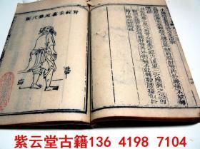 【清】中医;针灸穴位图【医宗金鉴】(卷63) -#5670
