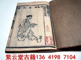 【清】中医;针灸穴位图【医宗金鉴】(卷70)#5677
