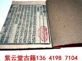 【清】中医眼科;【医宗金鉴】(卷62)  #5669