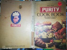 英文原版purity cook book纯净烹饪书