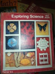 英文原版Exploring Science RED BOOK科学探索红皮书