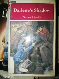 英文原版darlene's shadow norma charles 达琳的影子诺玛·查尔斯
