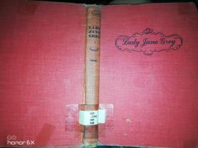 老版英文原版lady. jane grey 简·格雷