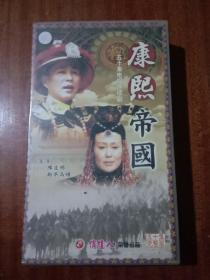 五十集电视连续剧 康熙帝国 电视剧 VCD 50集完整版50碟装G