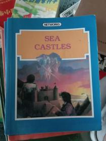 英文原版sea gas'tles 海市蜃楼,彩色版G