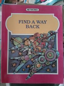 英文原版find a way back 想办法回去,彩色版G