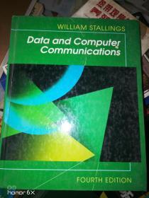 英文原版data and computer communications数据和计算机通信