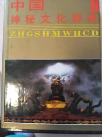 中国神秘文化辞典