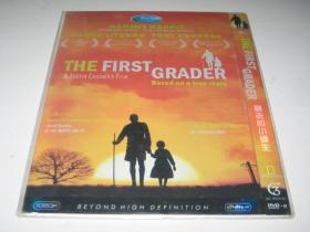 DVD D9 最老的小学生 The First Grader (2010) 娜奥米·哈里斯