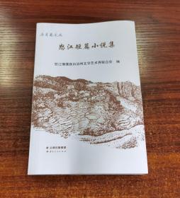 怒江短篇小说集