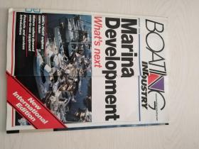 BOATING INDUSTRY/INTERNATIONAL EDITION1999-8(船艇工业.国际版)