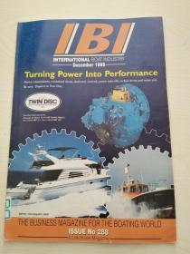 INTERNATIONAL BOAT INDUSTRY1998-12(国际船艇行业)
