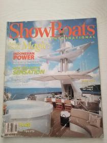 Showboats International Magazine1998-5国际豪华游艇杂志