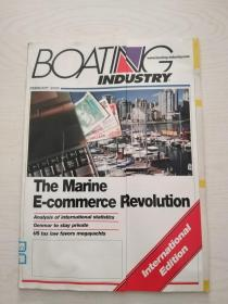 BOATING INDUSTRY/INTERNATIONAL EDITION2000-2(船艇工业.国际版)