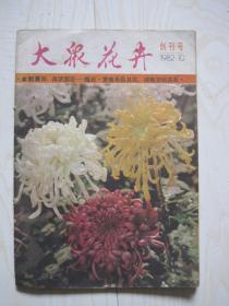大众花卉创刊号