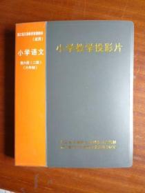 小学教学投影片(幻灯片)小学语文(第六册 二版 六年制)