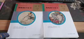 语文七年级上下册教师教学用书 附光盘人民教育出版社